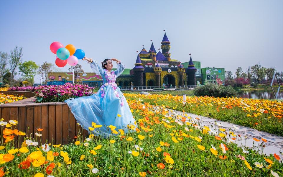 锦绣安仁花卉公园