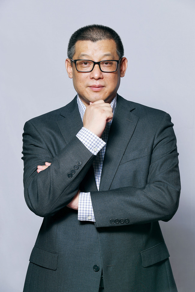 林林 安想智慧医疗CEO,在IT信息化领域的开发上有25年经验。