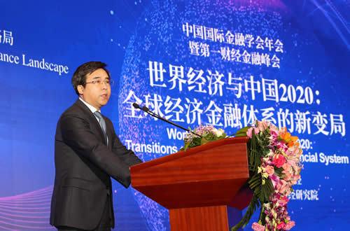 刘连舸:金融科技引领全球金融业新格局-《国资报告》杂志