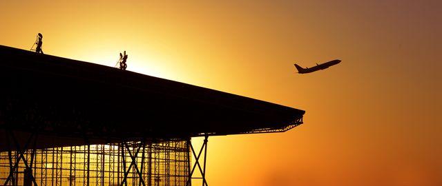 天津自贸区机场片区