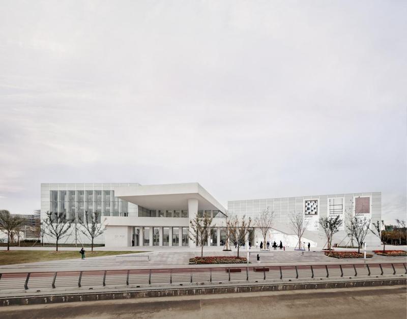 与西岸美术馆一同揭幕的,还有其与蓬皮杜中心五年展陈合作项目