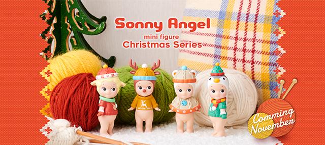 日本超人气娃娃Sonny Angel也极受追捧。