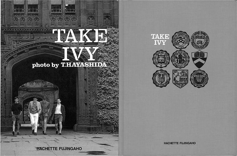 详细记录经典美国常春藤大学服饰档案照片的日本杂志《Take Ivy》