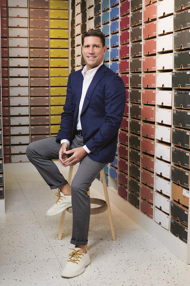 Erick Haskell 是Allbirds全球业务总裁。Allbirds是创立于2016年的美国创新可持续品牌。