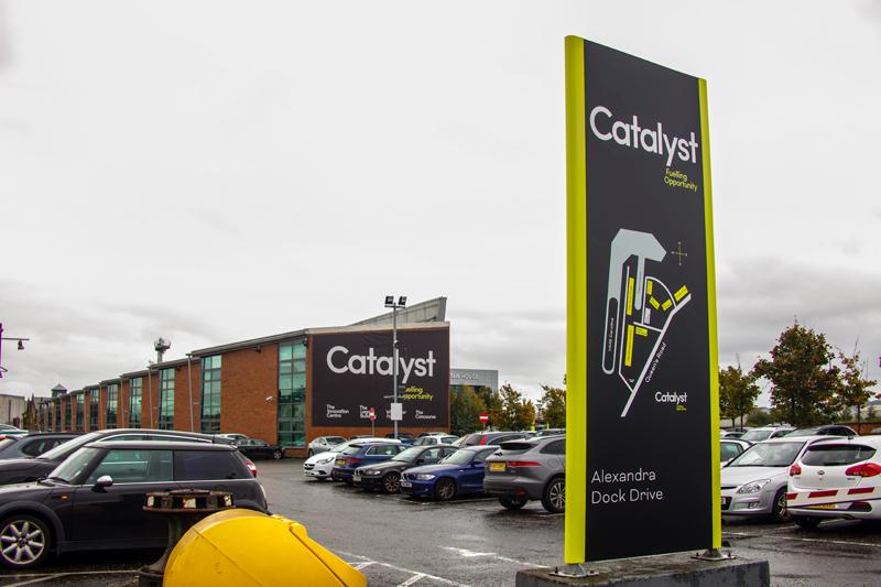 过去15年,北爱尔兰聚集了1200多家企业,包括100家已经在当地建立公司的全球科技领军企业。  摄影记者/吴军