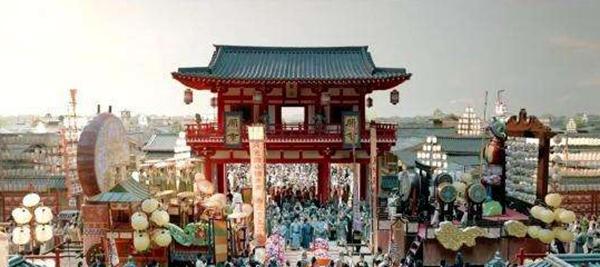 今年的高分劇《長安十二時辰》也為西安城市形象做了一次很好的傳播。