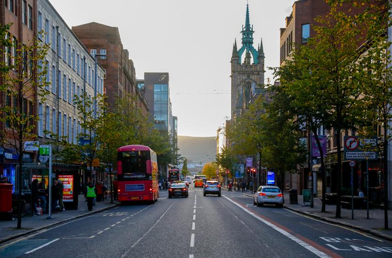 北爱尔兰首府贝尔法斯特已经成为欧洲软件开发投资项目的首选目的地城市。  摄影记者/任玉明