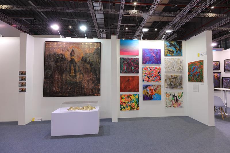 知名当代艺术机构GAA中国首秀,带来近200件艺术品参展长三角文博会