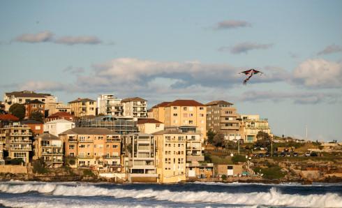 悉尼房价自5月份以来上涨5.3%手机网上报码网址,图为悉尼的邦迪海滩。