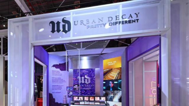 进入欧莱雅中国品牌组合的URBAN DECAY在进博会上首秀