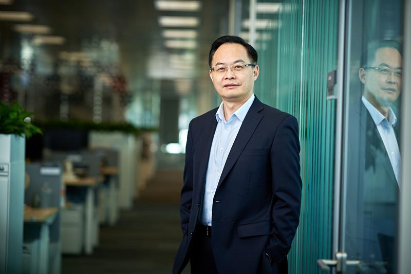 吉利德科学全球副总裁、中国区总经理罗永庆