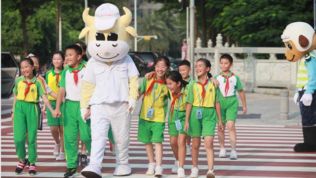"""广汽丰田携手社会各界打造交通安全示范道路""""幸福同行路"""",守护孩子们安心出行"""