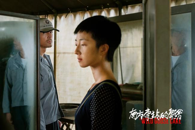 沈暘向刁亦男选举胡歌,期待能带着《南方车站的聚会》实现市场突破。