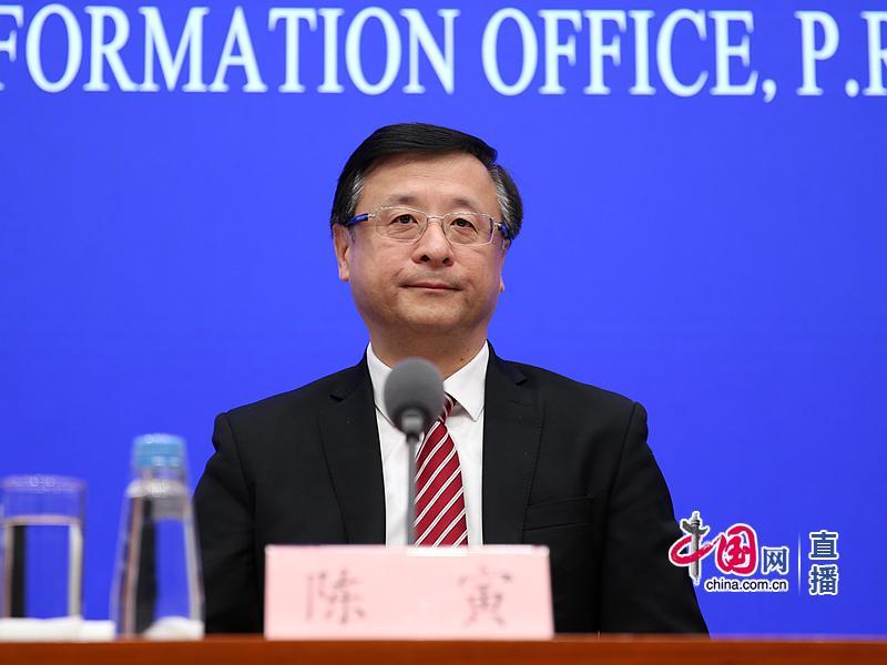 中共上海市委常委、常务副市长陈寅