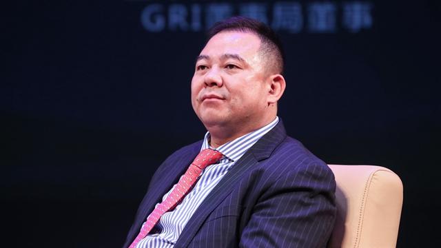 分享通信集团创始人、董事局主席蒋志祥