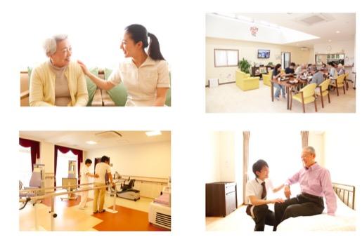 (图片说明:日本美邸(MCS)养老服务公司提供完善全面的养老服务)