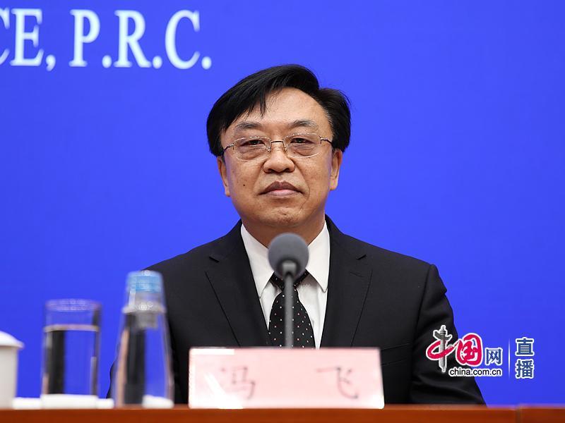中共浙江省委常委、常务副省长冯飞