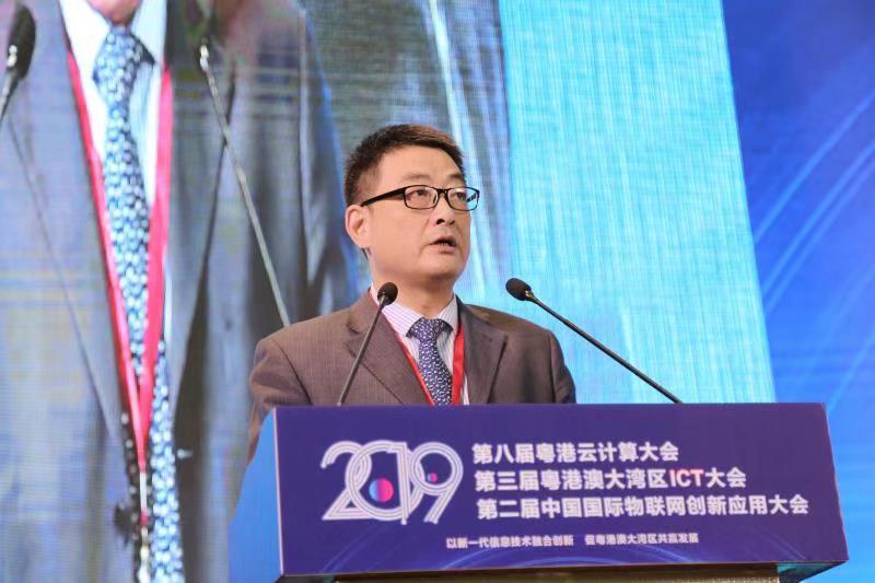 碧桂园集团副总裁、科技产业发展集团总经理刘宁