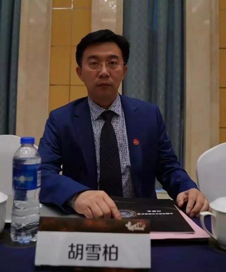 上海湘江实业有限公司市场部总监 胡雪柏