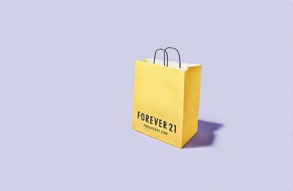 Forever 21推出全新电子商务平台