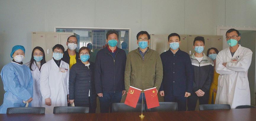 汕头大学附属一医院与华大基因实验室专家共同讨论检测实验室组建方案