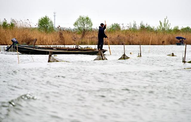 水产业在国民经济中占有重要地位。摄影/章轲