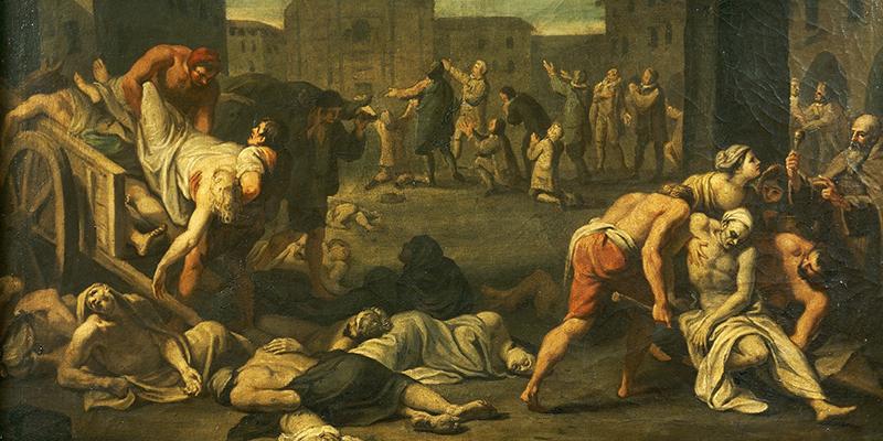 """被称为""""黑死病""""的鼠疫,在西方历史上留下了很深的烙印,但其实鼠疫在中国历史上也有过很大规模的暴发,死亡人数动辄数百万。"""
