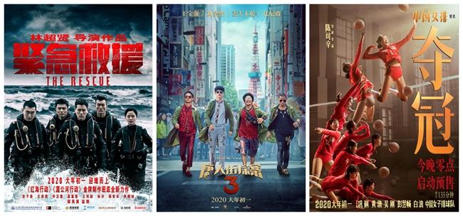 《危险声援》《唐人街神探3》《夺冠》等众部春节档最具竞争力影片纷纷撤档