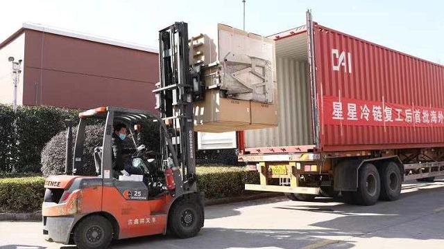 出口商抢先复工保海外发货 全球家电供应链将加速重构