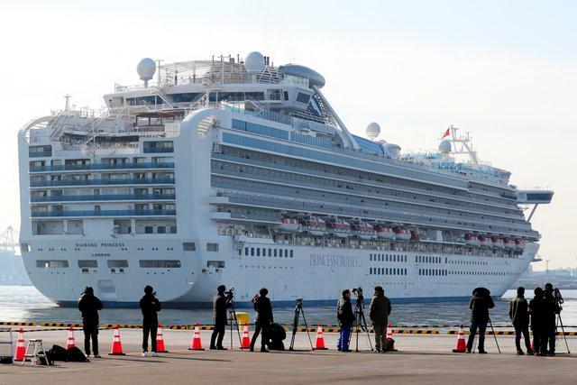 """""""""""钻石公主""""邮轮确诊135人带来警示,大型轮船如何防控疫情?"""