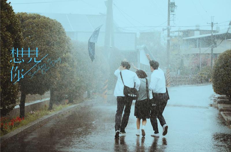 在台湾中视播出5集后,爱奇艺、腾讯视频买下版权引进大陆,在几乎零宣发的情况下,《想见你》在豆瓣获得9.2分的超高评价。