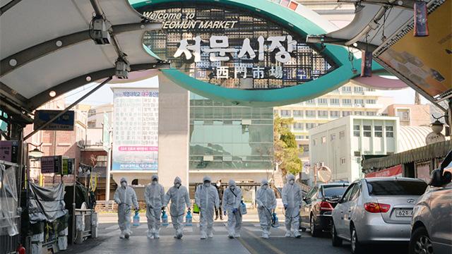 最新!全球疫情升级,韩国确诊人数超2000、伊朗副总统被确诊…