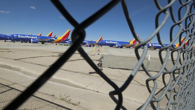 新冠疫情冲击,全球前20大航空公司市值蒸发700亿美元