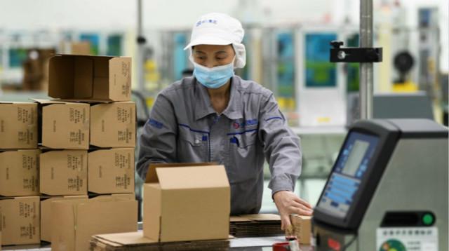 """上海日化美妆企业积极应对复工""""大考"""" 确保员工安全复工"""