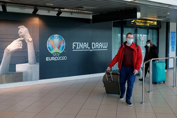 """球星""""中招""""欧洲杯宕机 受累的不只是欧足联和赞助商"""