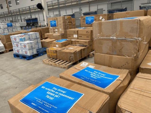多家车企向海外捐赠医疗物资,支援全球抗疫