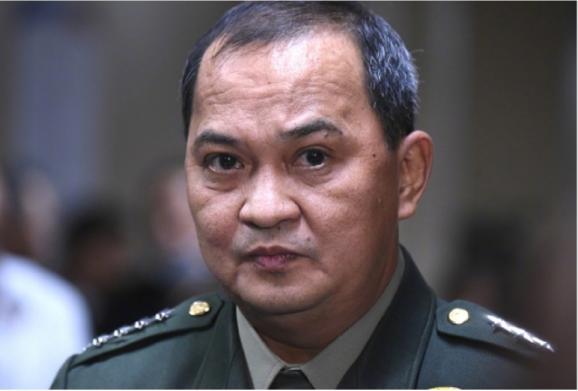 菲律宾武装部队总参谋长确诊,该国国防部长自我隔离