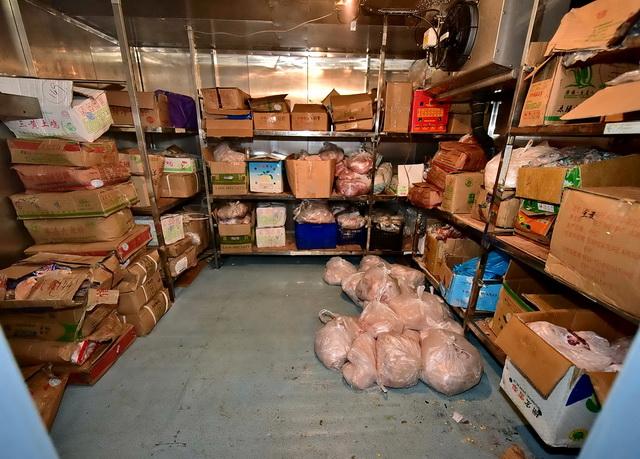 """复工复产复市,小心库房和冰柜里的这些""""野味"""""""
