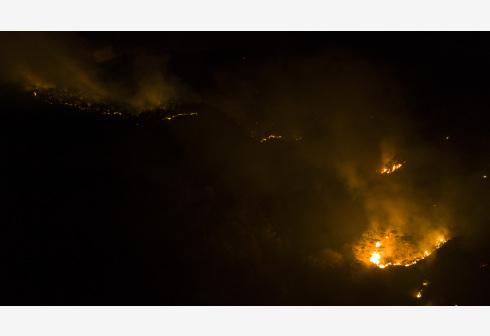 凉山西昌大火造成19人牺牲 距木里大火31人遇难一周年