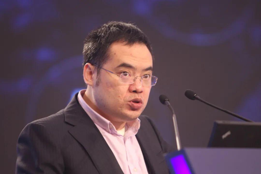 阅文集团联席CEO吴文辉。| 图片来源:视觉中国