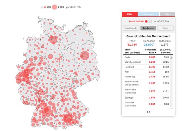 """""""疫情之下德国经济将萎缩8%?申请资金援助网站被挤爆"""