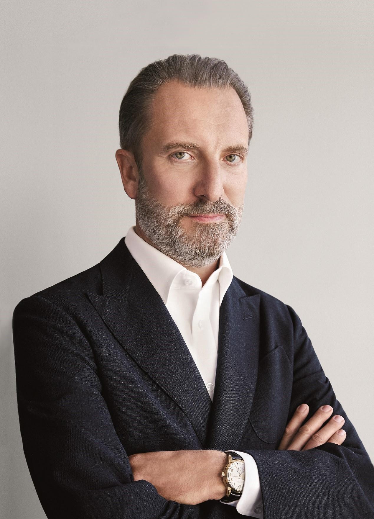 Alessandro Bogliolo 蒂芙尼首席执行官。蒂芙尼是创立于1837年的美国珠宝品牌,以钻石和银制品为代表。