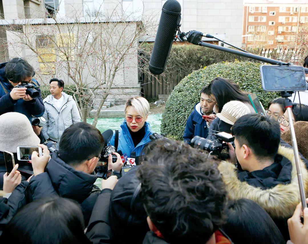 徐枣枣发起了中国首例与女性冻卵权利相关的诉讼。