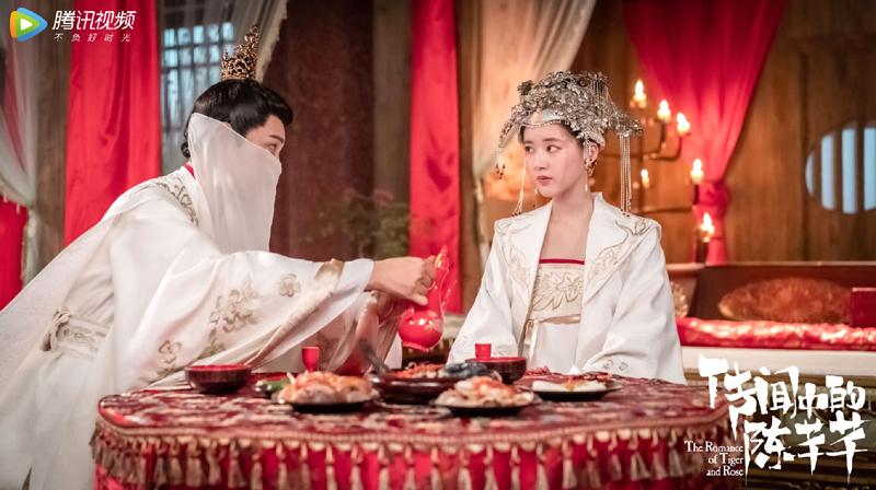 截至6月9日18时,《传闻中的陈芊芊》累计播放量13.16亿,是第二季度网络剧领域的小爆款。