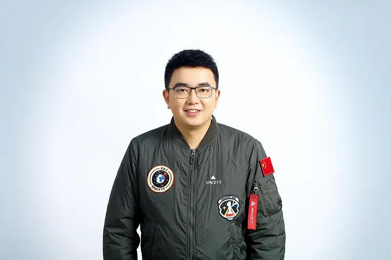 天仪研究院CEO杨峰。
