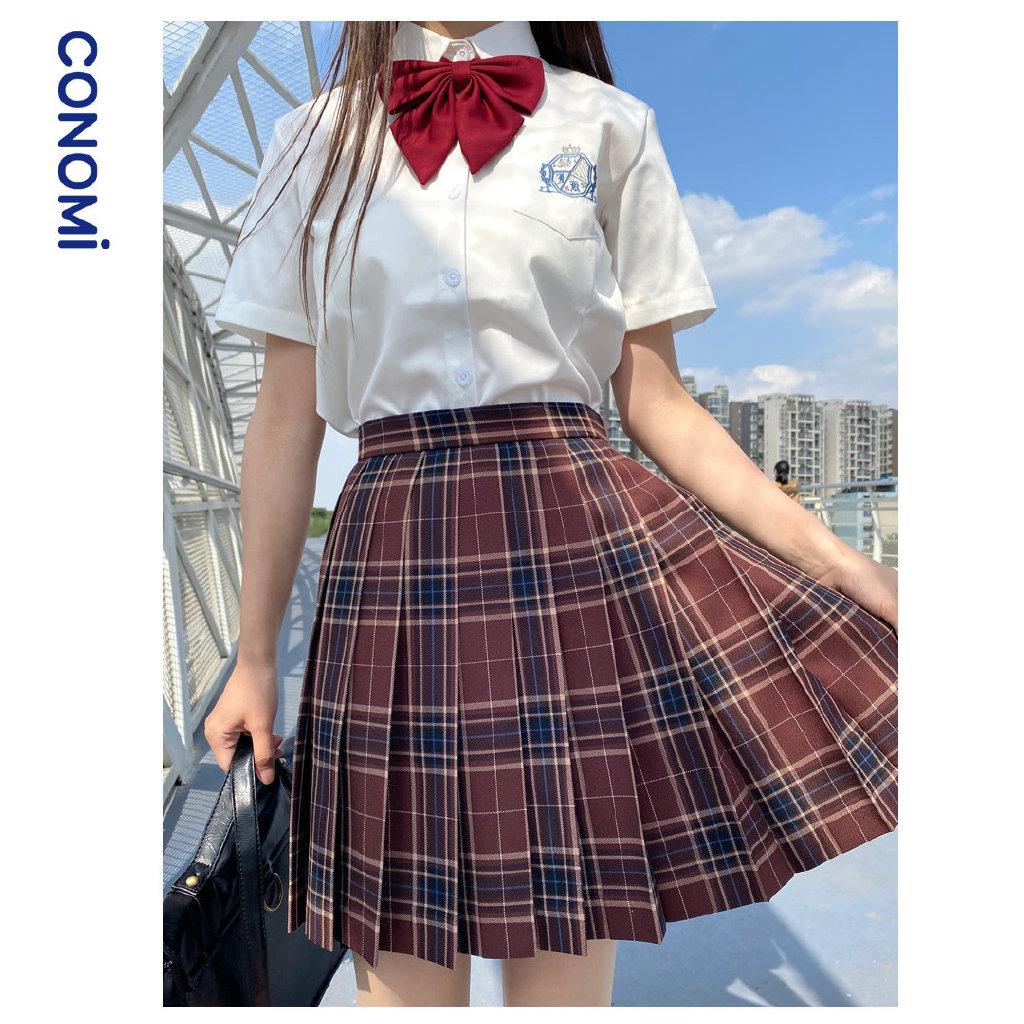 △CONOMi是一家面向消费者的日本时装制服品牌。| 图片来源:CONOMi官方微博