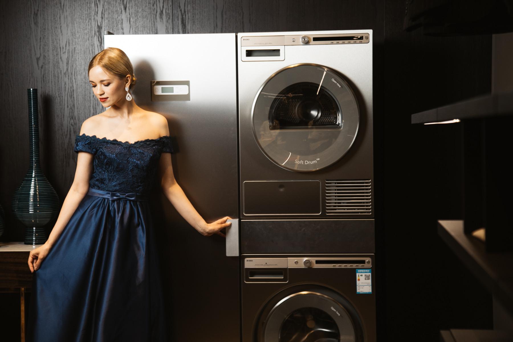 【ASKO雅士高——洗衣房系列产品】