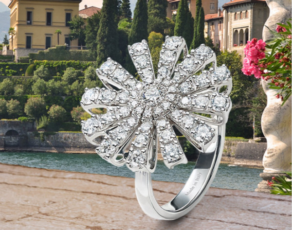 豫园股份与意大利珠宝品牌Damiani成立合资公司