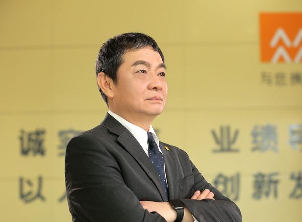 华润微常务副董事长陈南翔