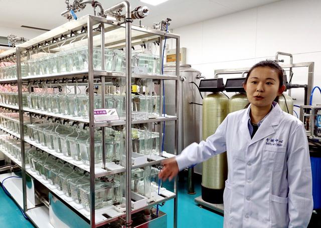 国家环境保护重点实验室是国家环境保护科技创新体系的重要组成部分。摄影/章轲